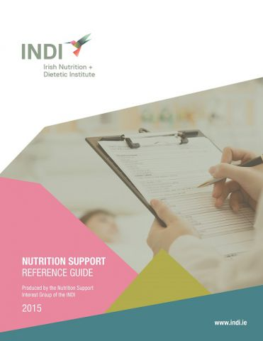 INDI Launches NutritionSupport Guide 2015