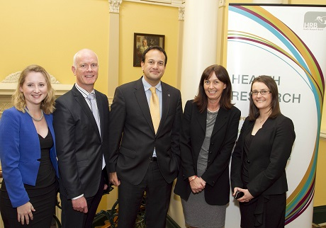 ReStOre team photo with Leo Varadkar1