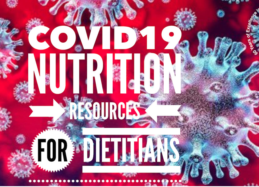 Online Nutrition Resources for Covid19