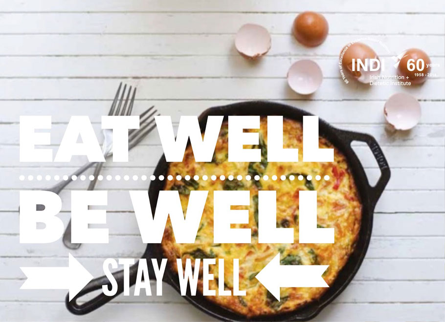 Eat Well, Be Well, Stay Well